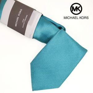 Michael Kors Tie & Pocket Square